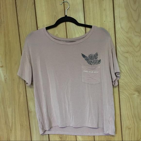 fee3457f0 American Eagle Outfitters Tops | Aeo Soft Sexy Tee | Poshmark